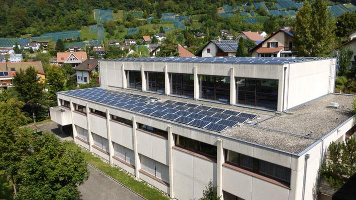 Turnhalle, Oberdorf - 2014