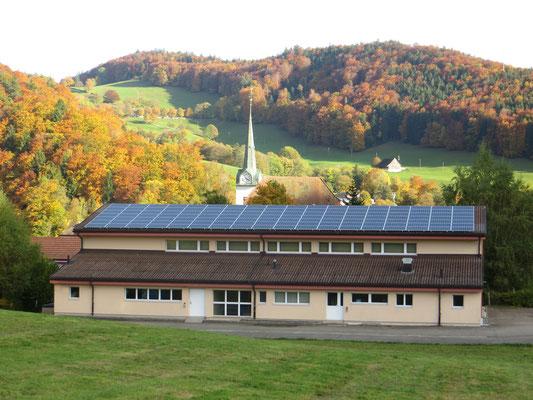 Mehrzweckhalle, Langenbruck - 2013