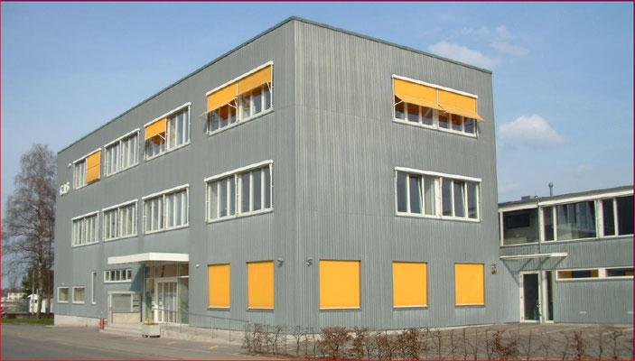 Centre d'intégration socioprofessionnelle (CIS), Fribourg - 2019