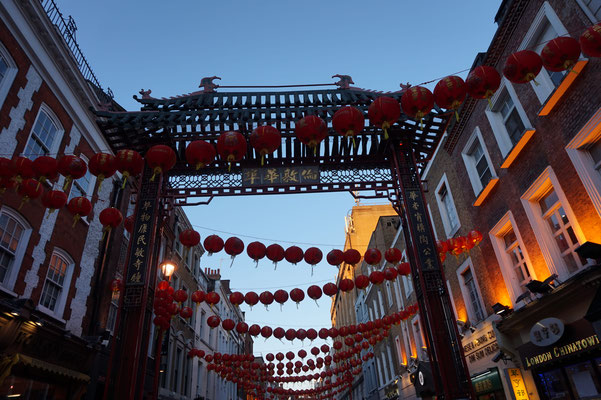 Chinatown London | Sightseeing in Soho-London