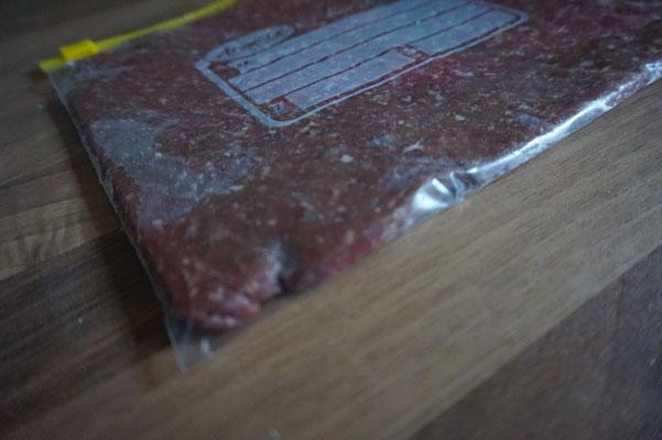 Wie friere ich Hackfleisch richtig ein? Tipps der Maus
