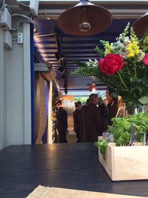Aldi Bistro Koeln Eroeffnung | Erfahrungsbericht
