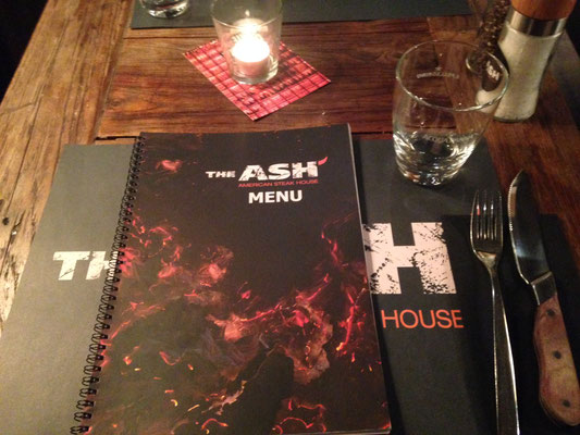 The ASH - American Steak House in Koeln |Erfahrungsbericht