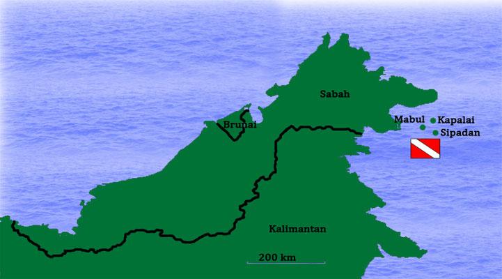 Sabah, Mabul, Borneo, Malaysia