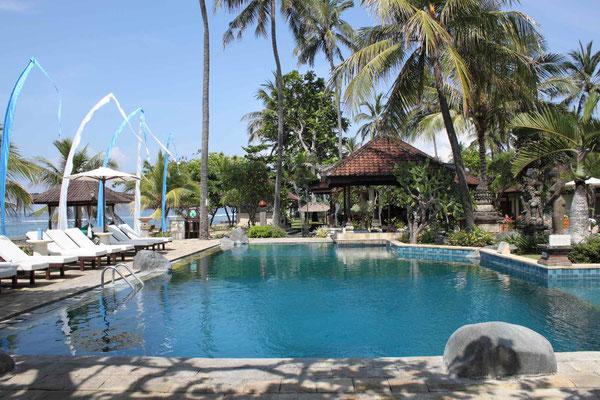 puri bagus hotel pool