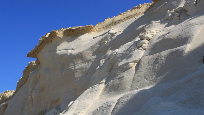 rock formations near Marsalforn
