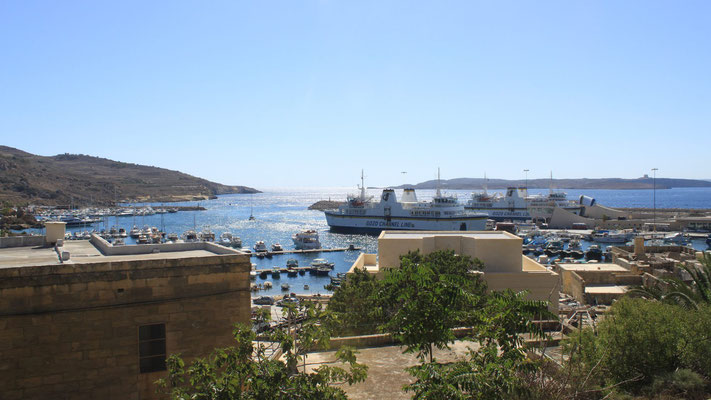 Gozo Harbour Mgarr