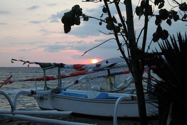 Candidasa, beach