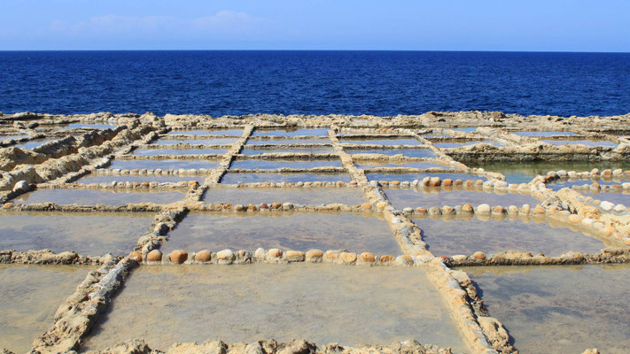 salt terrasses Marsalforn