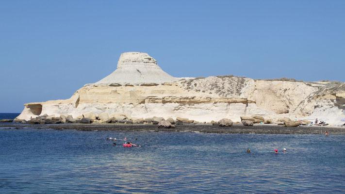 coastline Marsalforn