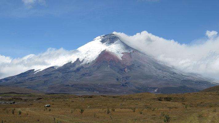 Cotopaxi Vulkan, Cotopaxi NP