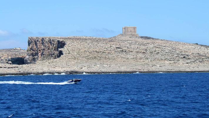 Ferry crossing Malta Gozo