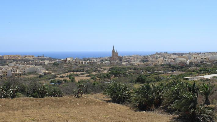 Gozo inland