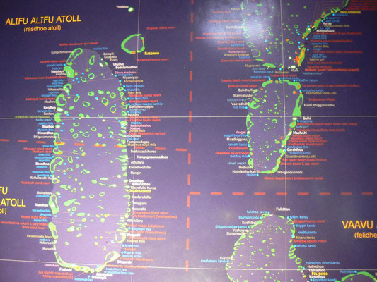 atolls and routing map