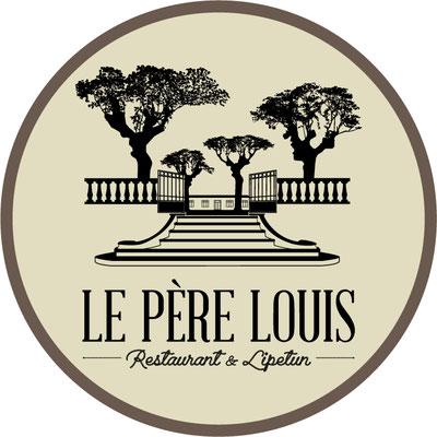 Le Père Louis - Fort Balaguier - La seyne sur Mer - Création Logo