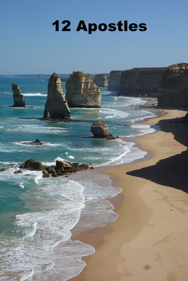 12 Apostles Great Ocean Road Australia
