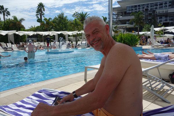 Pool Hotel Crown Metropole Perth