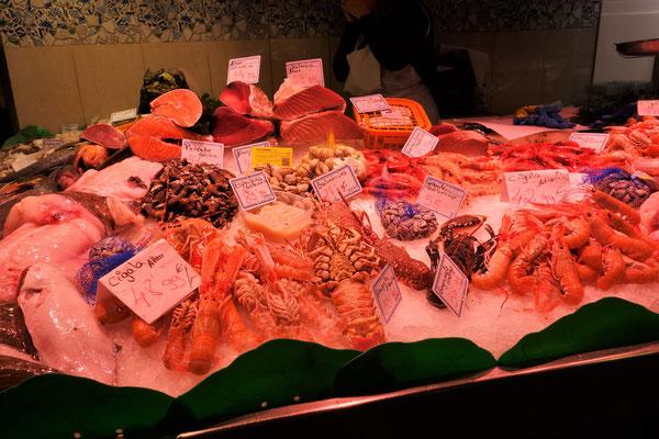 Seafood, St. Josep Mercado Barcelona