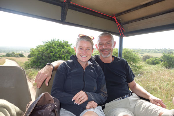 Jeep Safari Amakhala Game Reserve Garden Route South Africa
