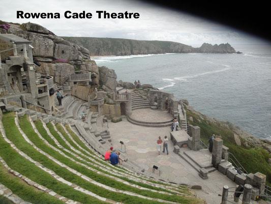 Rowena Cade Theatre Cornwall