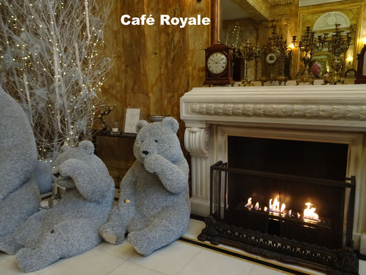 Lobby Café Royale London