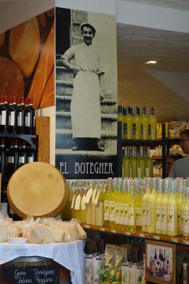 Limoncello Limone sul Garda  Italy