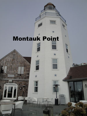 Montauk Point Long Island USA