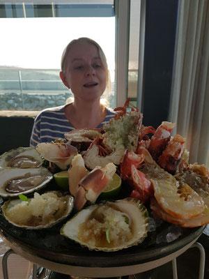 Seafood heaven at Airrepublic