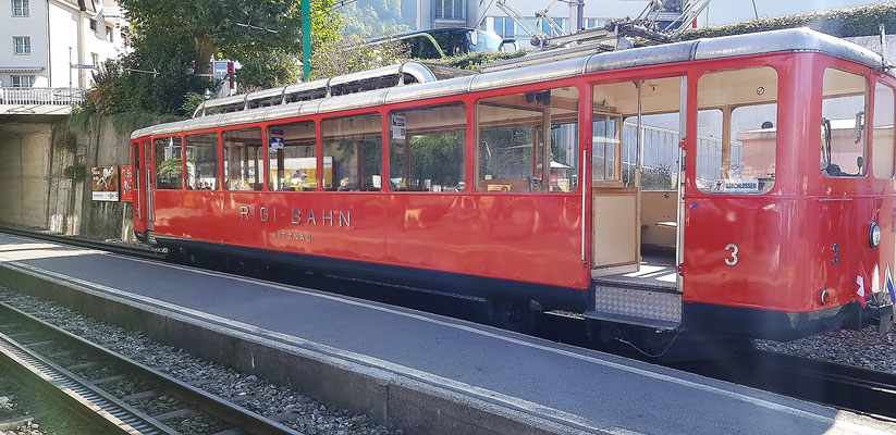 Cable Car Vitznau