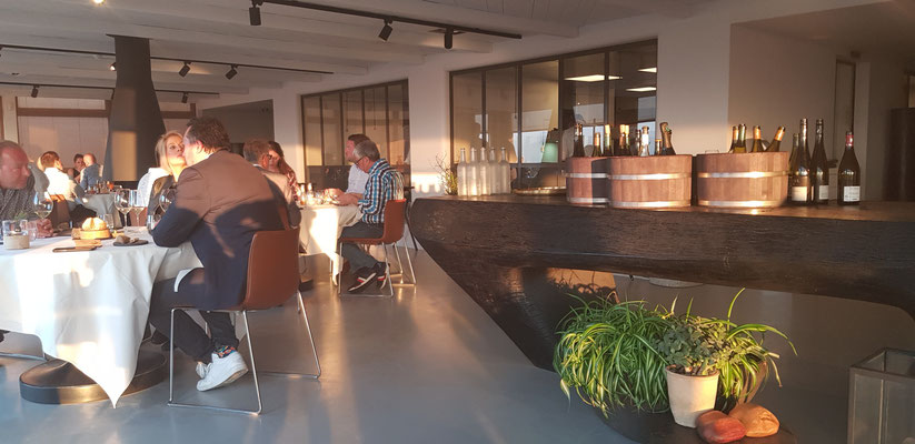 Pure C Restaurant at Strandhotel Cadzand Bad