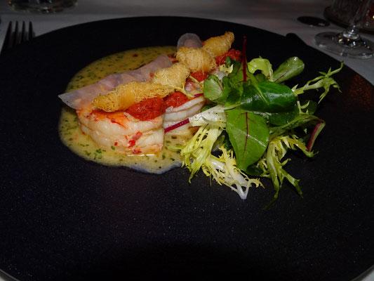 Gourmet Dinner at Kampa Park Restaurant Prague