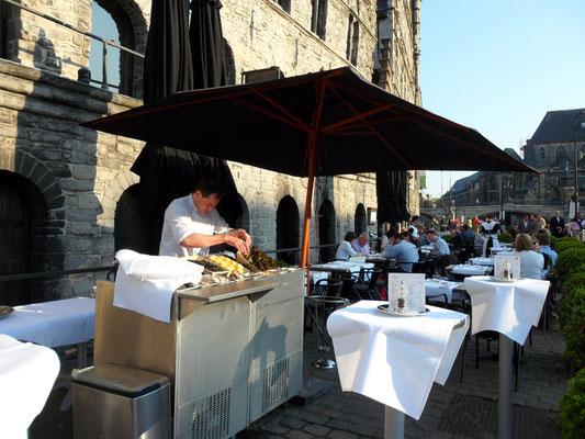 Restaurant Belga Queen Gent Belgium