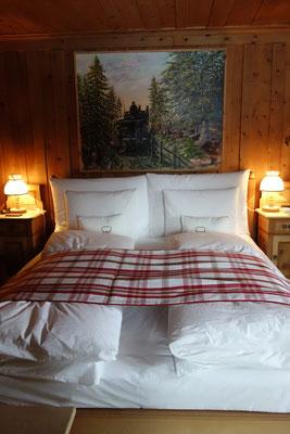 Cottage Style Bedroom Switzerland
