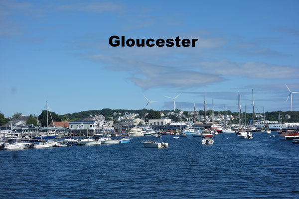 Gloucester NEw England