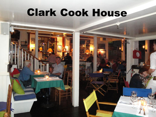 Clark Cook House Newport