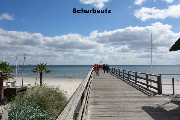 Scharbeutz Boardwalk