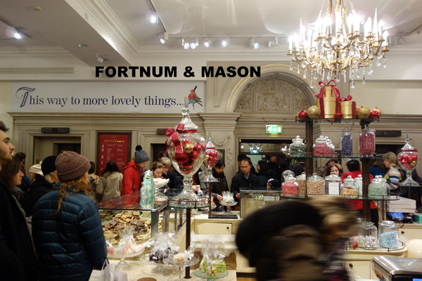 Fortnum & Mason Food Hall