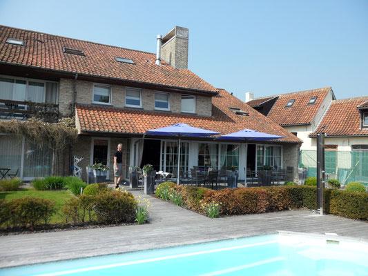 Hotel Duinhof De Haan Belgium