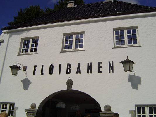 Floibanen Bergen Norway