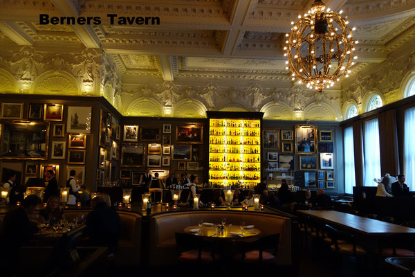 Berners Tavern by Jason Atherton