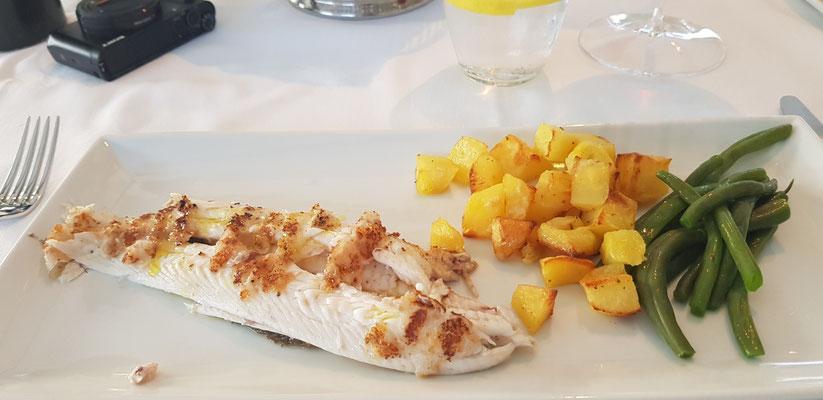 Best Sole in town at Da Guido' s Restaurant Jesolo