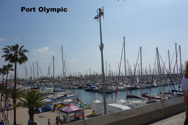 Port Olympic Barcelona