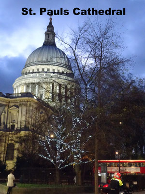 St. Pauls Cathedral London City