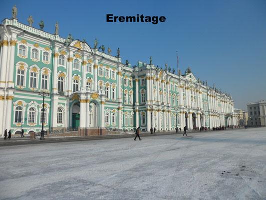 Eremitage St. Petersburg Russia