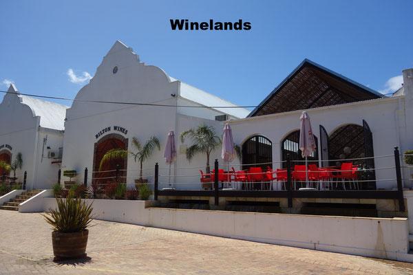 Winelands Garden Route