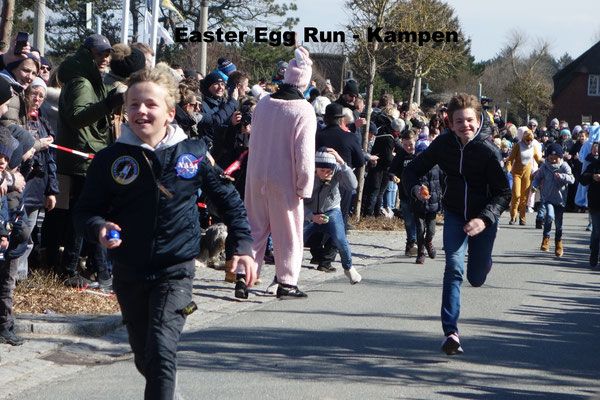 Easter Egg run Kampen