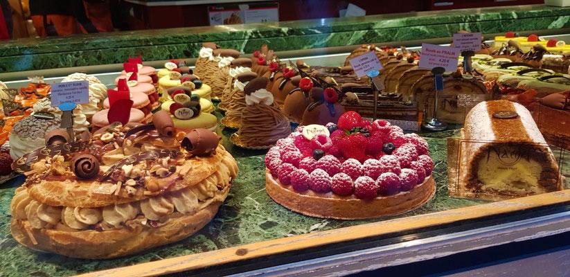 Sweet delights Strassbourg