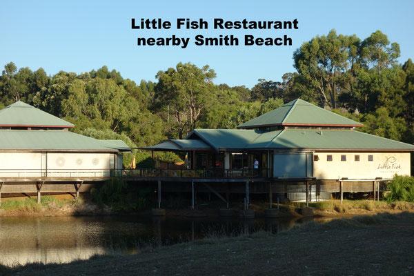 Little Fish Restaurant Smith Beach Australia