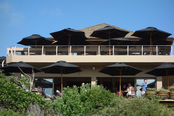 Restaurant Salinas Wilderness Beach Garden Route South Africa