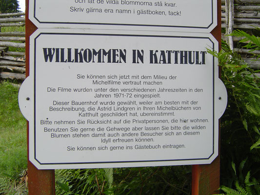 Emils Katthult Sweden